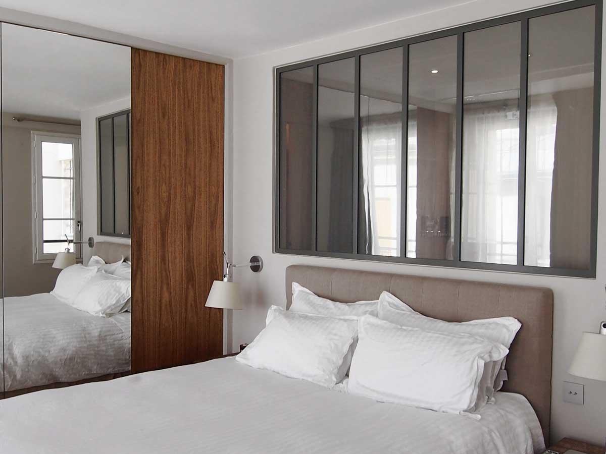 Verriere salle de bain chambre ~ Solutions pour la décoration ...